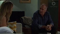 Sonya Rebecchi, Walter Mitchell in Neighbours Episode 7371