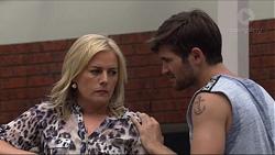 Lauren Turner, Ned Willis in Neighbours Episode 7371