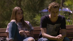 Piper Willis, Brodie Chaswick in Neighbours Episode 7372