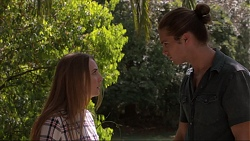 Piper Willis, Tyler Brennan in Neighbours Episode 7372