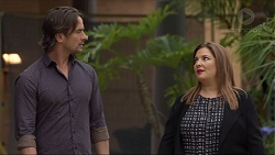 Brad Willis, Terese Willis in Neighbours Episode 7372