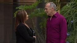 Terese Willis, Dave (Fake Walter) in Neighbours Episode 7372