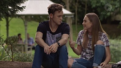 Brodie Chaswick, Piper Willis in Neighbours Episode 7372