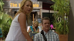Steph Scully, Paul Robinson in Neighbours Episode 7372