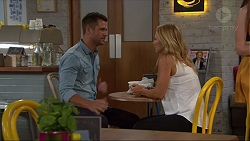 Mark Brennan, Steph Scully in Neighbours Episode 7373
