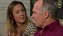 Sonya Rebecchi, Walter Mitchell in Neighbours Episode 7374