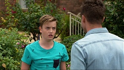 Charlie Hoyland, Mark Brennan in Neighbours Episode 7374