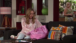 Xanthe Canning, Sheila Canning in Neighbours Episode 7375