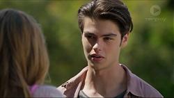 Xanthe Canning, Ben Kirk in Neighbours Episode 7375
