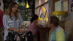 Amy Williams, Toadie Rebecchi in Neighbours Episode 7375