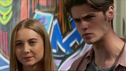 Piper Willis, Ben Kirk in Neighbours Episode 7375