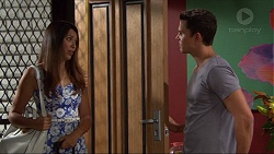 Mandy Franze, Jack Callaghan in Neighbours Episode 7375