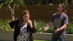 Terese Willis, Brad Willis in Neighbours Episode 7376