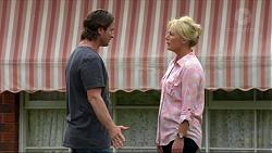 Brad Willis, Lauren Turner in Neighbours Episode 7376