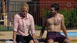 Lauren Turner, Ned Willis in Neighbours Episode 7376
