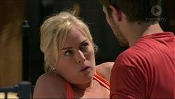 Lauren Turner, Ned Willis in Neighbours Episode 7377