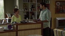Susan Kennedy, Nate Kinski in Neighbours Episode 7377