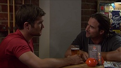 Ned Willis, Brad Willis in Neighbours Episode 7377