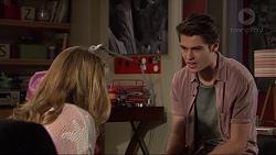 Xanthe Canning, Ben Kirk in Neighbours Episode 7377