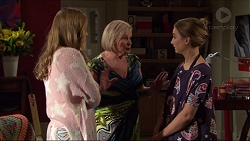Xanthe Canning, Sheila Canning, Piper Willis in Neighbours Episode 7377