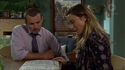 Toadie Rebecchi, Sonya Mitchell in Neighbours Episode 7378