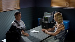 Paul Robinson, Steph Scully in Neighbours Episode 7378
