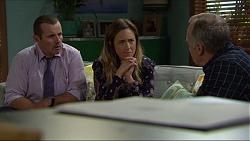 Toadie Rebecchi, Sonya Mitchell, Walter Mitchell in Neighbours Episode 7379