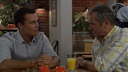 Jack Callaghan, Karl Kennedy in Neighbours Episode 7379
