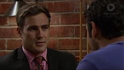 Aaron Brennan, Nate Kinski in Neighbours Episode 7379