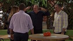 Sonya Mitchell, Toadie Rebecchi, Walter Mitchell, Karl Kennedy in Neighbours Episode 7379