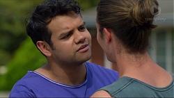 Nate Kinski, Tyler Brennan in Neighbours Episode 7379