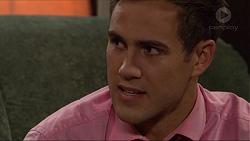 Aaron Brennan in Neighbours Episode 7379