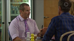 Toadie Rebecchi, Paul Robinson in Neighbours Episode 7380