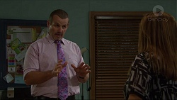 Toadie Rebecchi, Terese Willis in Neighbours Episode 7381
