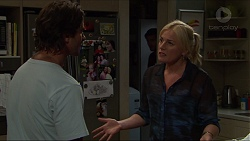 Brad Willis, Lauren Turner in Neighbours Episode 7381