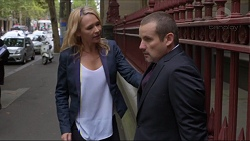 Steph Scully, Toadie Rebecchi in Neighbours Episode 7381