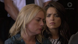 Lauren Turner, Paige Novak in Neighbours Episode 7381