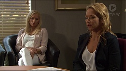 Cecilia Saint, Steph Scully in Neighbours Episode 7381