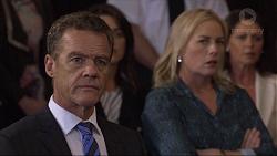 Paul Robinson, Lauren Turner, Julie Quill in Neighbours Episode 7382