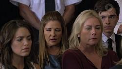 Paige Novak, Terese Willis, Lauren Turner in Neighbours Episode 7382