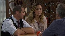 Toadie Rebecchi, Sonya Mitchell, Walter Mitchell in Neighbours Episode 7382