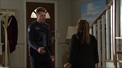 Mark Brennan, Terese Willis in Neighbours Episode 7382
