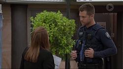 Terese Willis, Mark Brennan in Neighbours Episode 7382