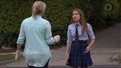 Lauren Turner, Piper Willis in Neighbours Episode 7383
