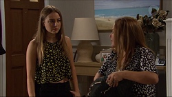 Piper Willis, Terese Willis in Neighbours Episode 7383