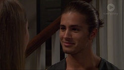 Piper Willis, Tyler Brennan in Neighbours Episode 7383