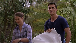 Amy Williams, Jack Callahan in Neighbours Episode 7384