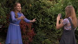 Xanthe Canning, Piper Willis in Neighbours Episode 7384