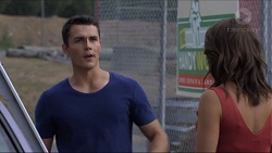 Jack Callaghan, Paige Novak in Neighbours Episode 7384