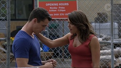 Jack Callahan, Paige Smith in Neighbours Episode 7385